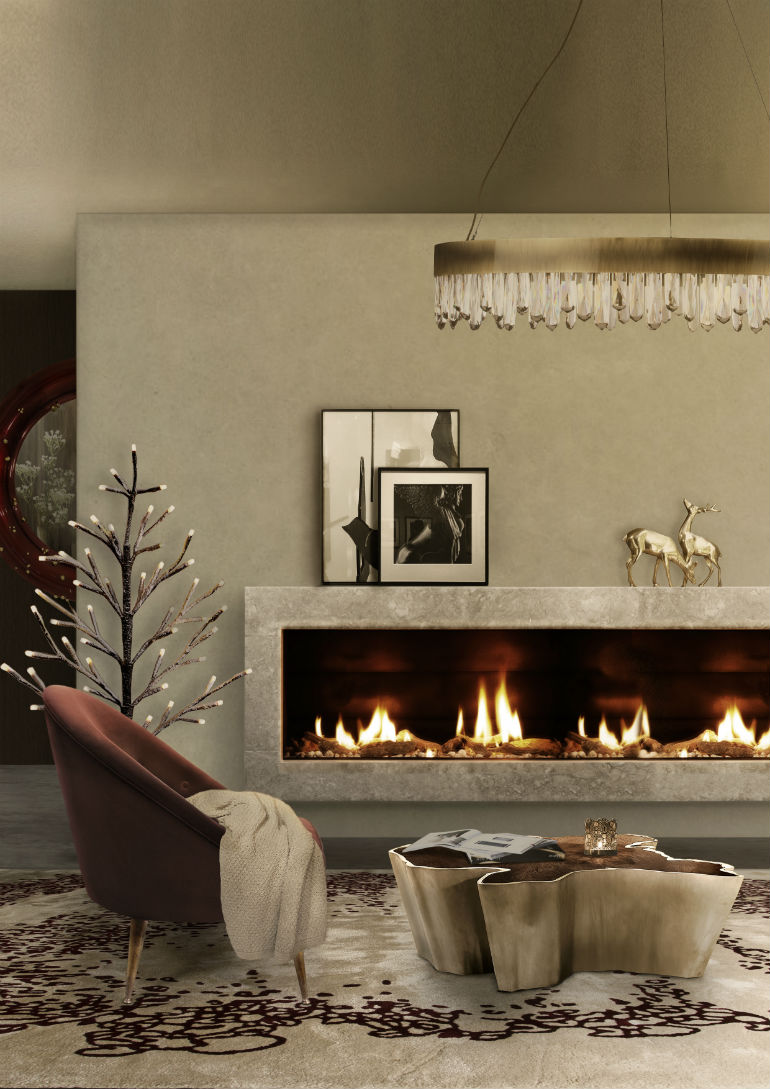 The Best Fireplaces and Velvet Armchair Designs For Cold Days Velvet Armchair The Best Fireplaces and Velvet Armchair Designs For Cold Days The Best Fireplaces and Velvet Armchair Designs For Cold Days