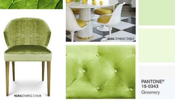 How to Use Pantone Color of the Year 2017 with Your Modern Chairs