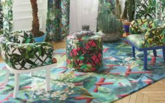 Modern Chairs Top 5 Luxury Fabric Brands Exhibiting at Paris Deco Off