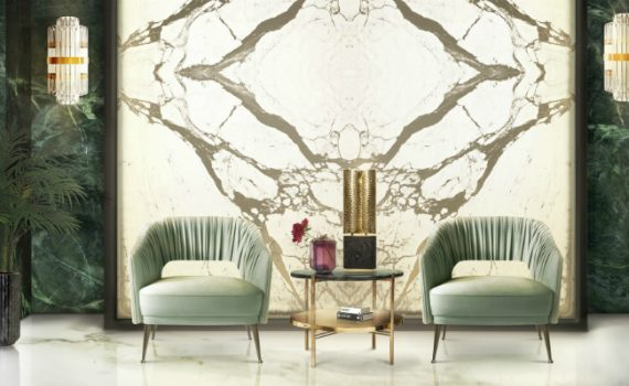 6 stunning spring colors for your Living room chairs