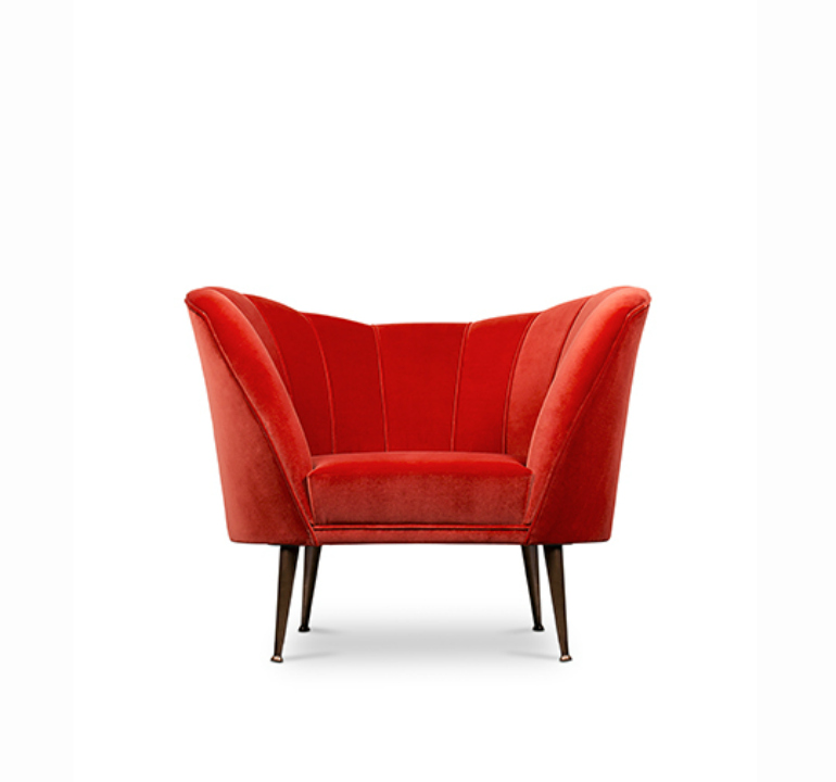 Consider A Corlorful Velvet Chair To Set The Mood For Summer velvet chair Consider A Colorful Velvet Chair To Set The Mood For Summer andes armchair 1 HR