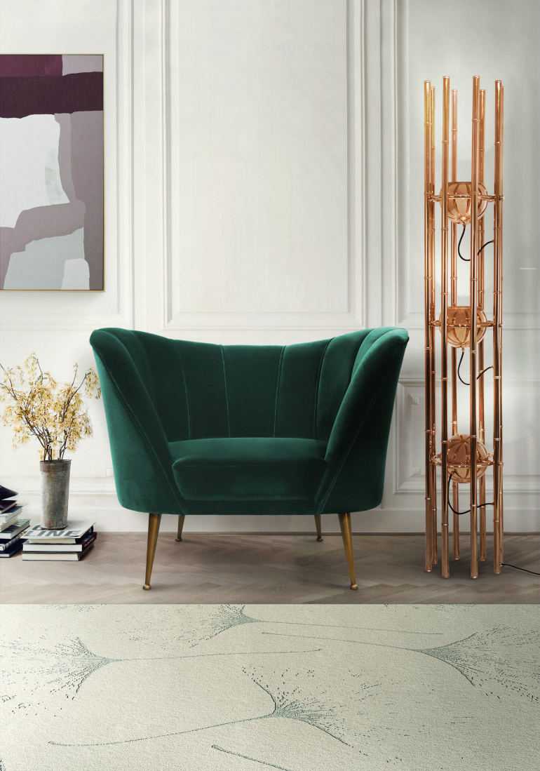 11 Spectacular Velvet Chairs That Your Living Room Set Longs For velvet chairs 11 Spectacular Velvet Chairs That Your Living Room Set Longs For brabbu ambience press 59 HR