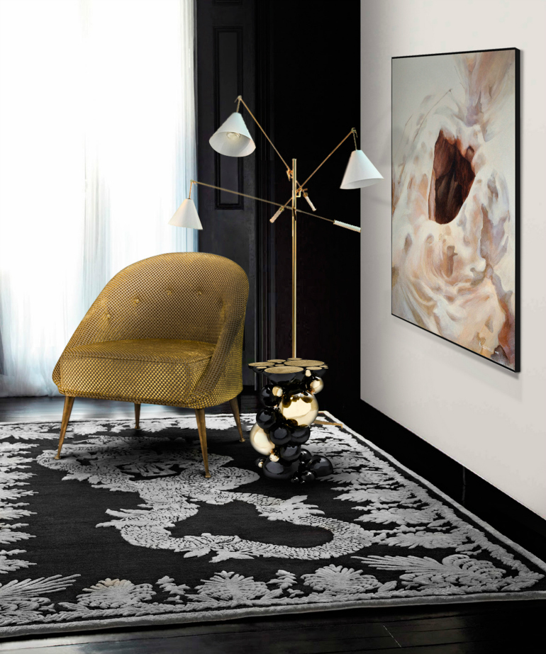 11 Spectacular Velvet Chairs That Your Living Room Set Longs For velvet chairs 11 Spectacular Velvet Chairs That Your Living Room Set Longs For brabbu ambience press 91 HR