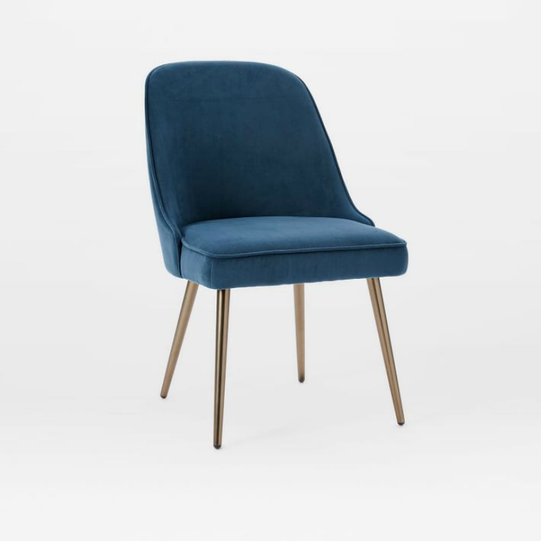 Lapiz Blue: The Pantone Color You Need For Your Velvet Armchair velvet armchair Lapiz Blue: The Pantone Color You Need For Your Velvet Armchair img4o
