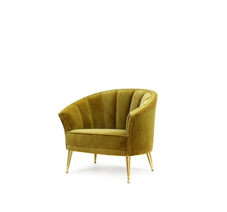 Consider A Corlorful Velvet Chair To Set The Mood For Summer velvet chair Consider A Colorful Velvet Chair To Set The Mood For Summer maya armchair 2 HR