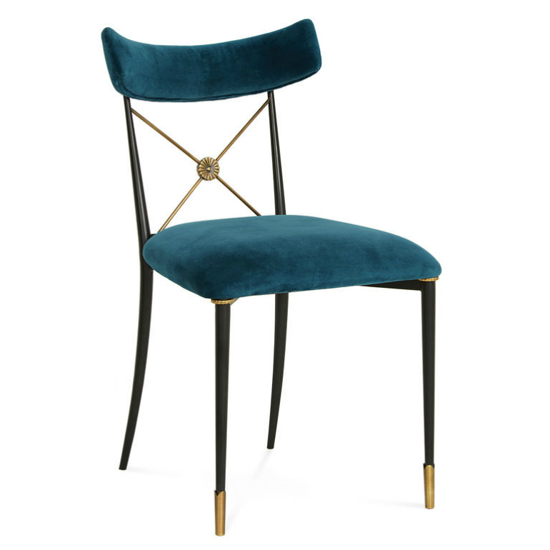 11 Spectacular Velvet Chairs That Your Living Room Set Longs For velvet chairs 11 Spectacular Velvet Chairs That Your Living Room Set Longs For rider dining rp