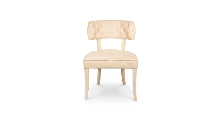 9 Striking Dining Chairs That Will Make A Statement In Any Décor dining chairs 9 Striking Dining Chairs That Will Make A Statement In Any Décor zulu dining room chair mid century modern furniture 1