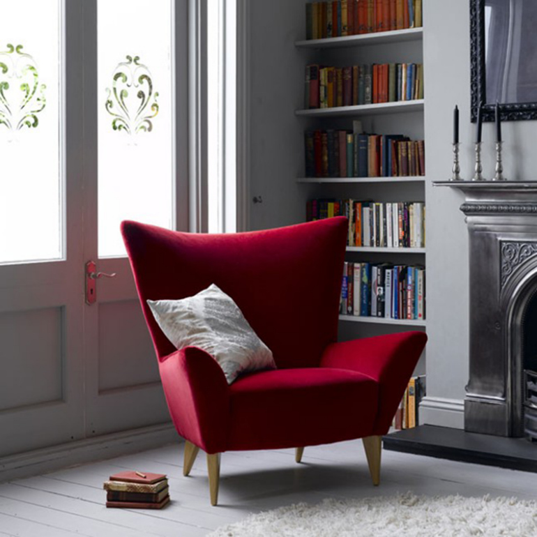 Top 6 Comfortable Velvet Armchairs For Bookworms velvet armchairs Top 6 Comfortable Velvet Armchairs For Bookworms 1448301152