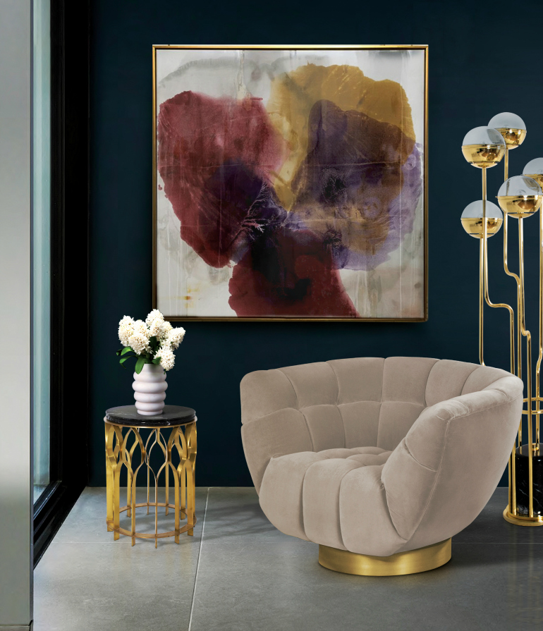 "Why We Love Pantone's Color ""Hazelnut"" for Living Room Chairs living room chairs Why We Love Pantone's Color ""Hazelnut"" For Living Room Chairs brabbu ambience press 70 HR"