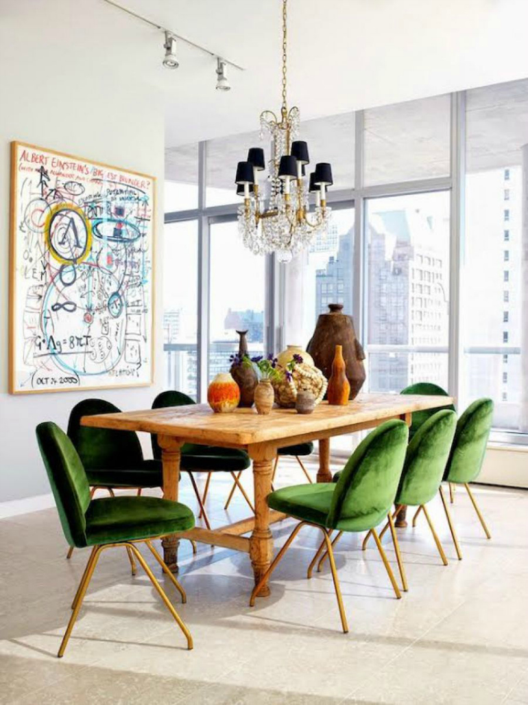 How To Pick The Right Fabric Color For Your Dining Chairs dining chairs How To Pick The Right Fabric Color For Your Dining Chairs grenery 600