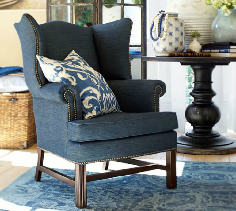 A Must-Read Guide To The Wingback Chair wingback chair A Must-Read Guide To The Wingback Chair sale thatcher upholstered wingback chair c
