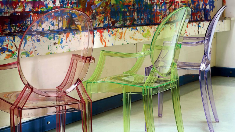 5 Times Philippe Starck's Chair Design Blew Our Mind chair design 6 Times Philippe Starck's Chair Design Blew Our Mind 20000085 02