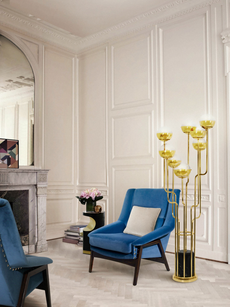 7 Beautiful Square Velvet Armchairs You Will Fall For