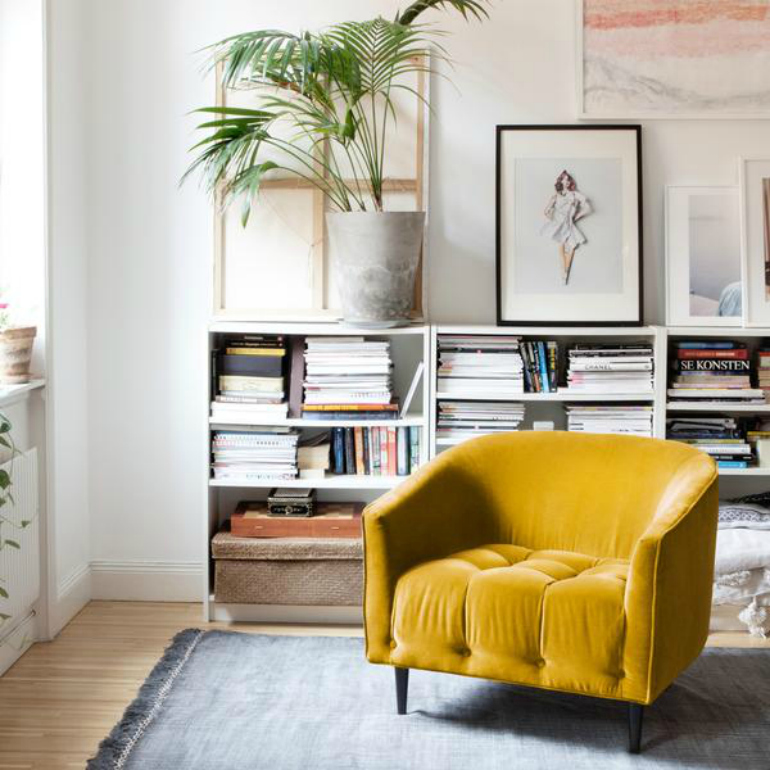 Primrose Yellow: The Perfect Pantone Color For Velvet Chairs velvet chairs Primrose Yellow: The Perfect Pantone Color For Velvet Chairs carla amber grande