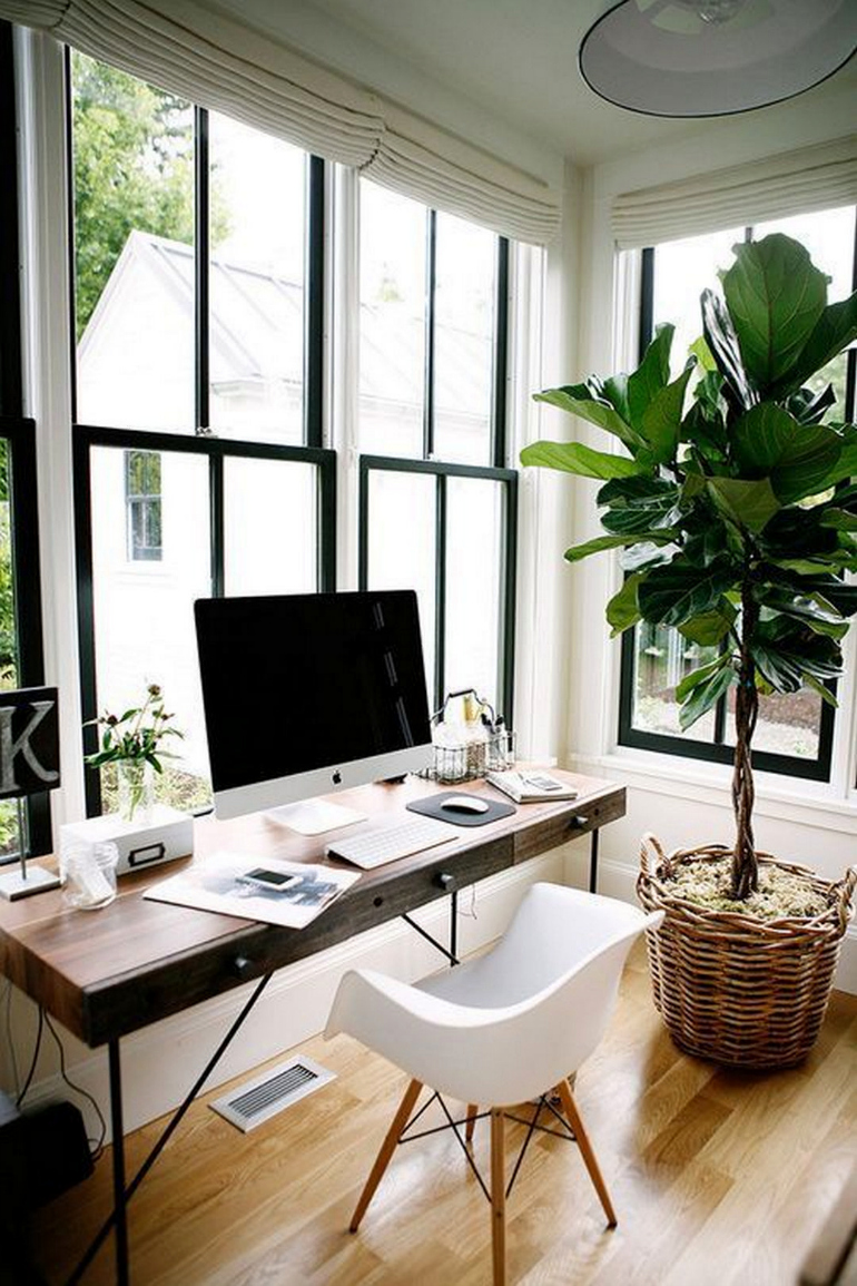 7 Stunning Accent Chairs For Your Home Office accent chairs 7 Stunning Accent Chairs For Your Home Office cool modern workspace interior design idea 44