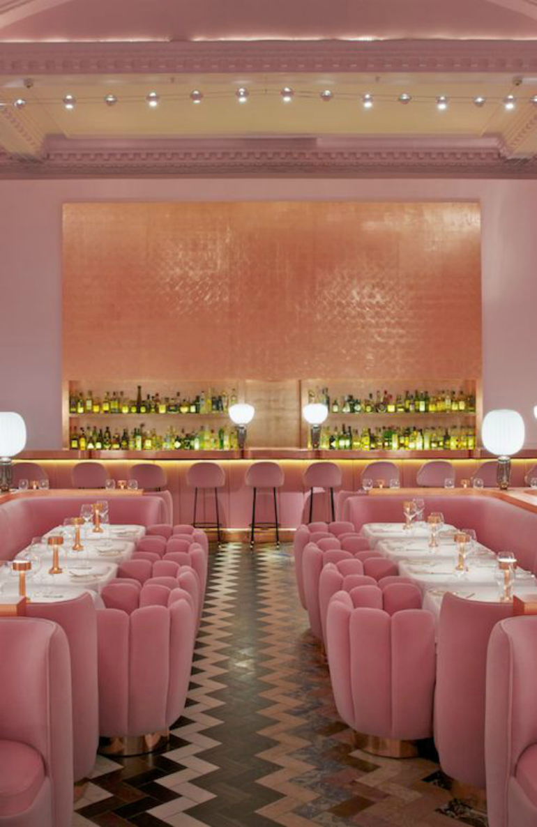 9 Dining Chairs From The World S Most Beautiful Restaurants