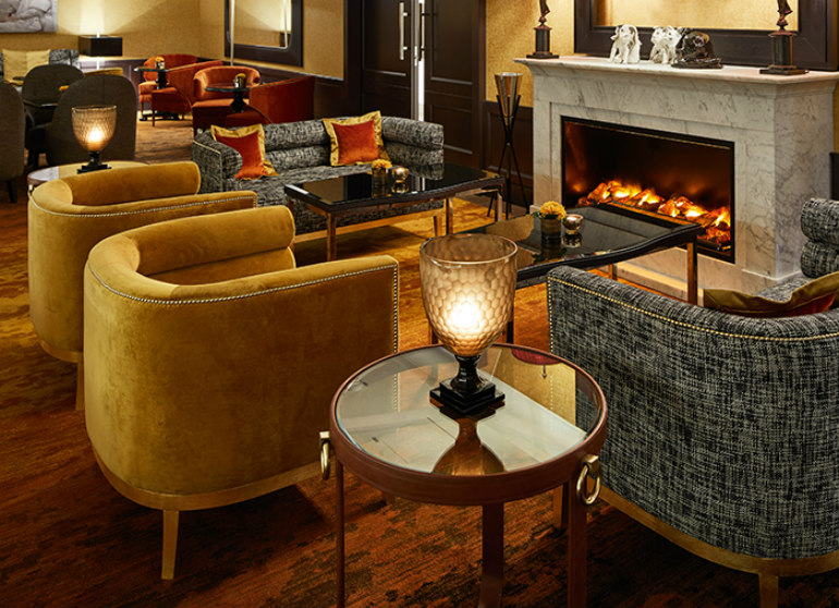 Trendy Upholstered Modern Chairs For Your Hotel upholstered modern chairs Trendy Upholstered Modern Chairs For Your Hotel sofitel opera frankfurt 2
