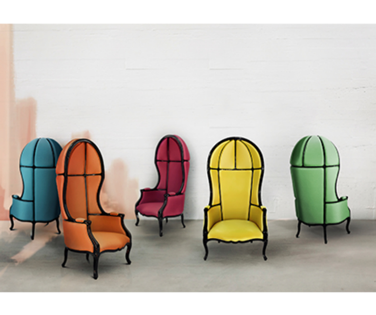 6 Fabulous Modern Chairs To Brighten Your Home colorful modern chairs The Most Colorful Modern Chairs to Make Glow Your Hotel v
