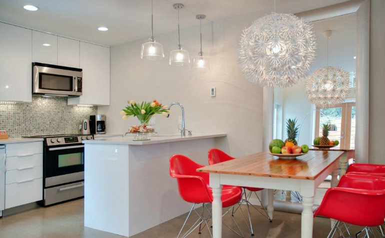 modern chairs Modern Chairs 8 Spectacular Dining Room Ideas Featuring Modern Chairs 237 1