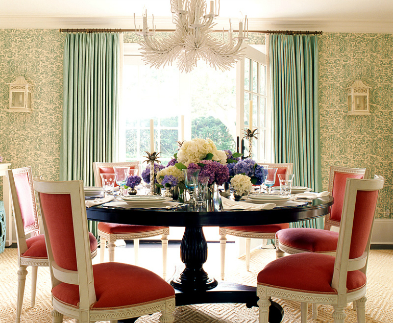 accent chairs accent chairs 7 Rainbow Dining Room Ideas: trendy and accent chairs for it 6 Rainbow Dining Room Ideas trendy and accent chairs for it6