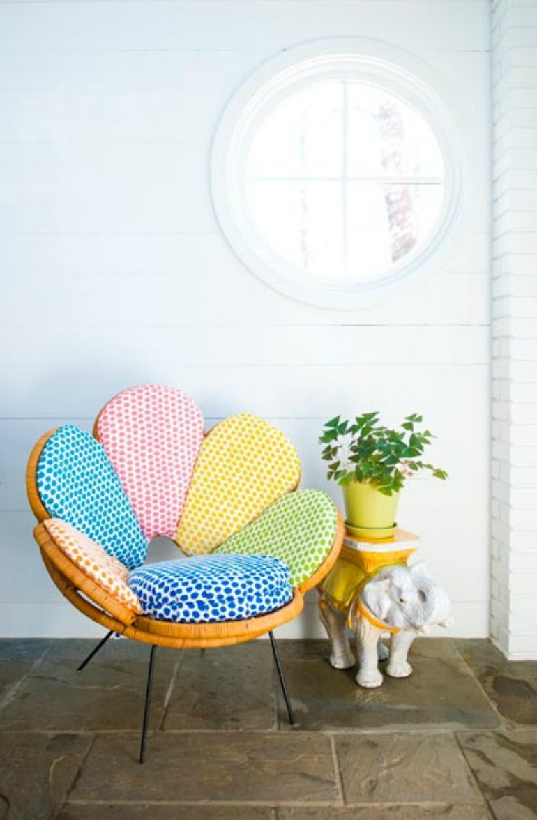 modern chairs Colorful Modern Chairs: Summer Living Room Furniture Trends 2017 Colorful Modern Chairs Summer Living Room Furniture Trends 20178
