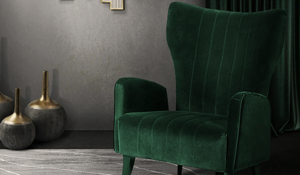 Wonderful 6 Green Accent Chairs For Your Cozy Bedroom