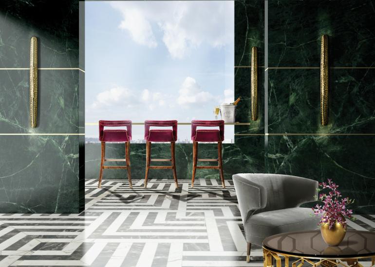 bar chair NAJ, A Trendy & Self-Assured Bar Chair Hotel brabbu project 12 HR