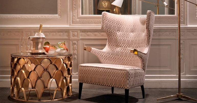 Elegant Fabrics For Your Upholstered Chairs at Maison&Objet 2017 upholstered chairs Elegant Fabrics For Your Upholstered Chairs at Maison & Objet 2017 Webp