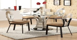5 Tips for Elegant Dining Room Chairs Dining Room Chairs 5 Tips for Elegant Dining Room Chairs mixed upholstery 2 300x157