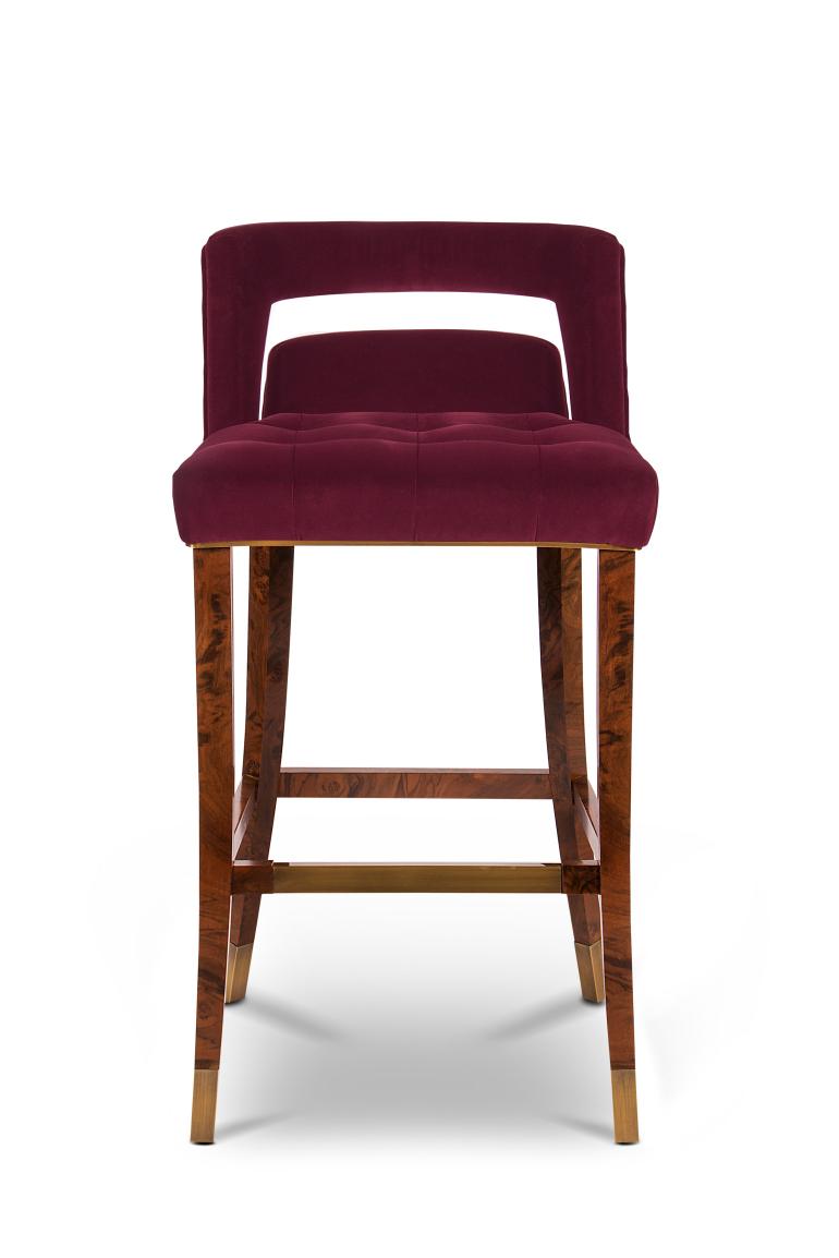 bar chair NAJ, A Trendy & Self-Assured Bar Chair naj bar chair 1 HR