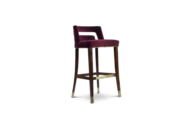 bar chair NAJ, A Trendy & Self-Assured Bar Chair naj bar chair 2 HR