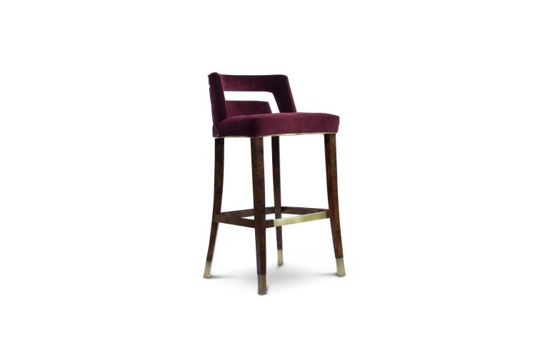 bar chair NAJ, A Trendy & Self-Assured Bar Chair naj bar chair 2 HR