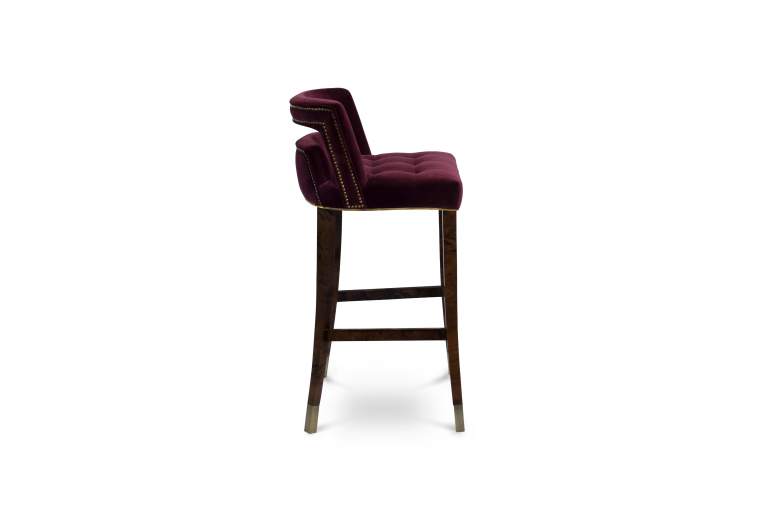 bar chair NAJ, A Trendy & Self-Assured Bar Chair naj bar chair 3 HR