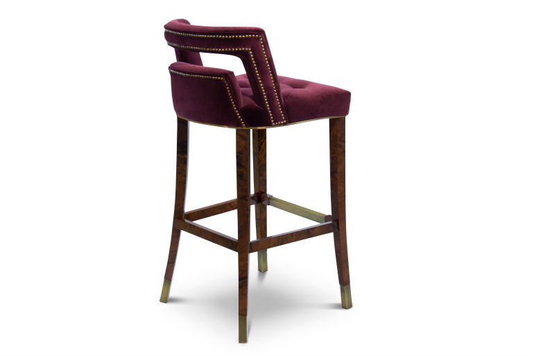 bar chair NAJ, A Trendy & Self-Assured Bar Chair naj bar chair 4 HR