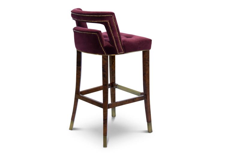 bar chair NAJ, A Trendy & Self-Assured Bar Chair naj bar chair 4 HR