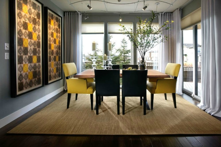 How To Use Yellow In Your Home Décor home décor How To Use Yellow Modern Chairs In Your Home Décor 4 3