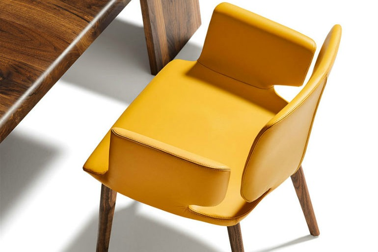 How To Use Yellow In Your Home Décor home décor How To Use Yellow Modern Chairs In Your Home Décor 5 3