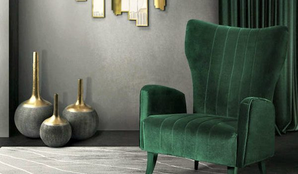 How To Use Green Modern Chairs In Your Home Décor