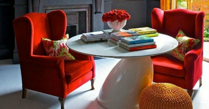 4 Facts You Must Know About Red Chairs