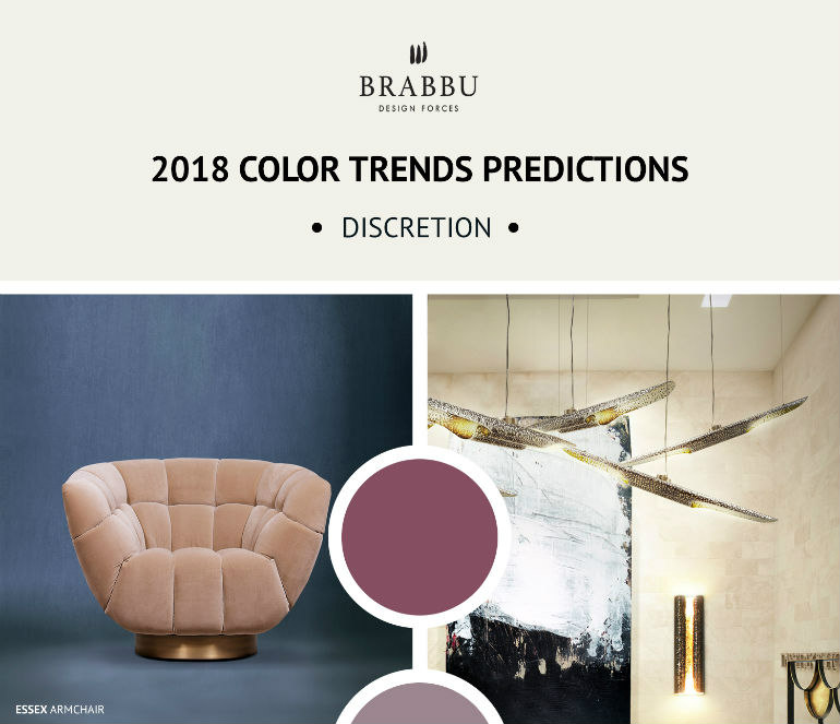Pantone Color 2018 For Your Modern Chairs: Discretion Pantone Color 2018 Pantone Color 2018 For Your Modern Chairs: Discretion 1 3