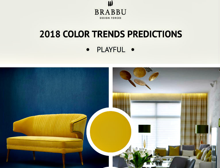 Pantone Color 2018 For Your Modern Chairs: Playful