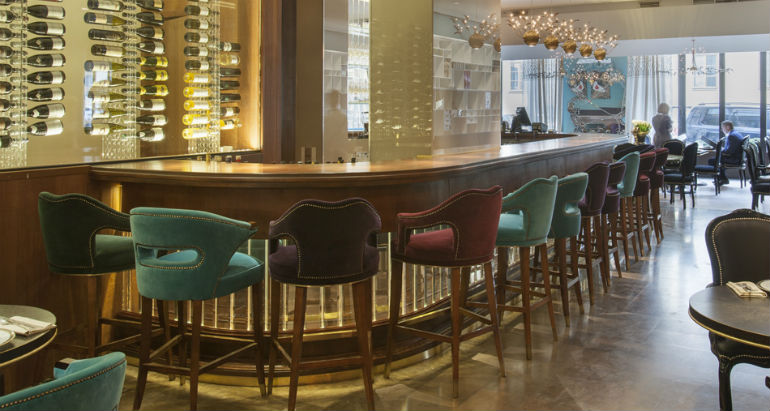 All You Need to Know About N°20 Bar Chair bar chair All You Need to Know About N°20 Bar Chair cococo restaurant by home collection st petersburg 5