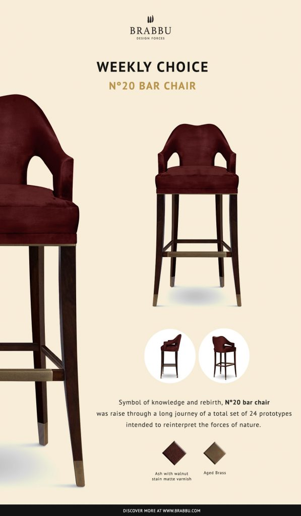 All You Need to Know About N°20 Bar Chair bar chair All You Need to Know About N°20 Bar Chair jghg