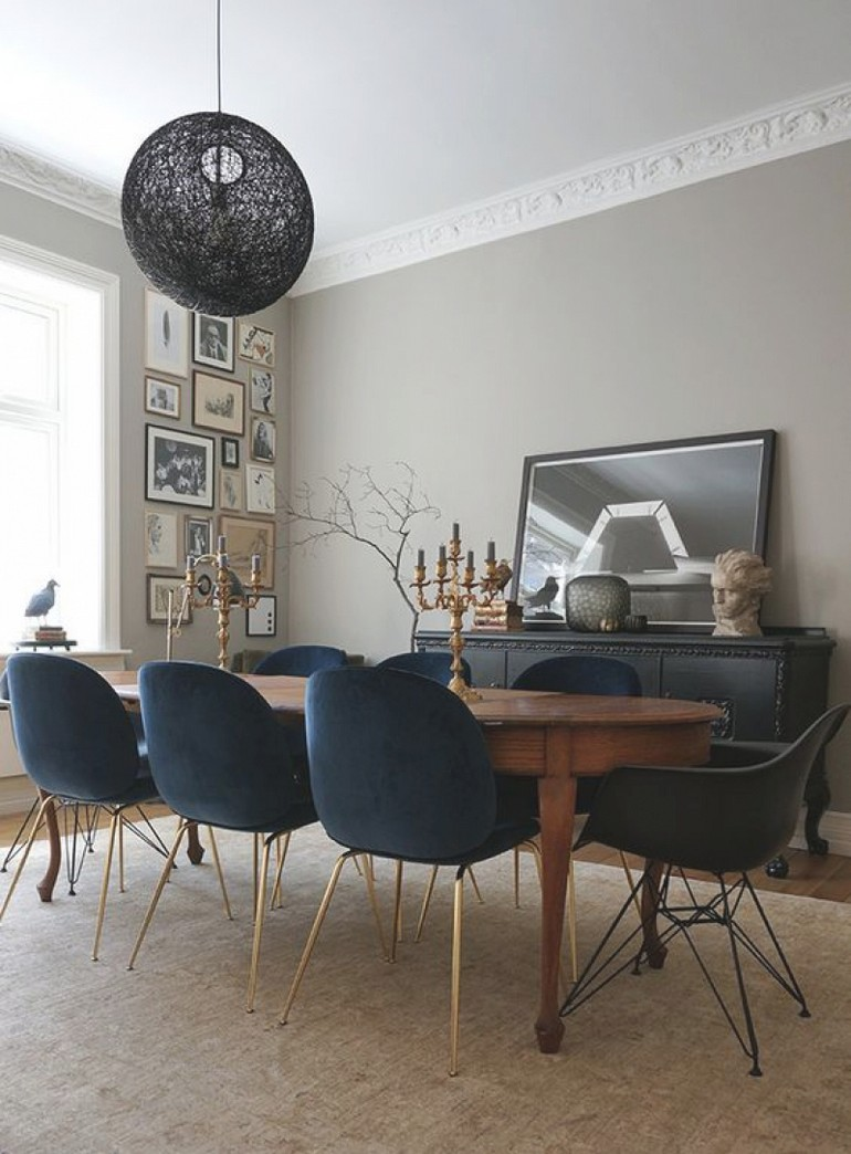 mobel wohnzimmer modern : Looking For The Right Modern Chair For Your Dining Room