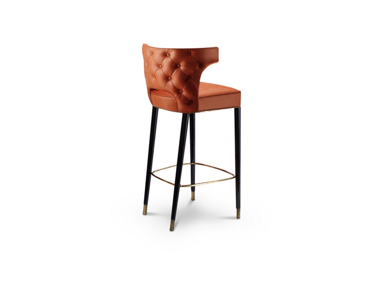interior design projects, comfortable bar chairs, hotel design, classic style, restaurant design, modern bar chairs, upholstered chairs, top designers, Comfortable Bar Chairs 7 Comfortable Bar Chairs For Contract Projects 7 Comfortable Bar Chairs For Contract Projects 13