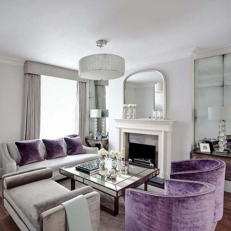 Incredible Modern Chairs With Ultra Violet trends (Pantone Color of the Year) ultra violet trends Incredible Modern Chairs With Ultra Violet trends 288bffb54f086f197758914fa03a7f9d