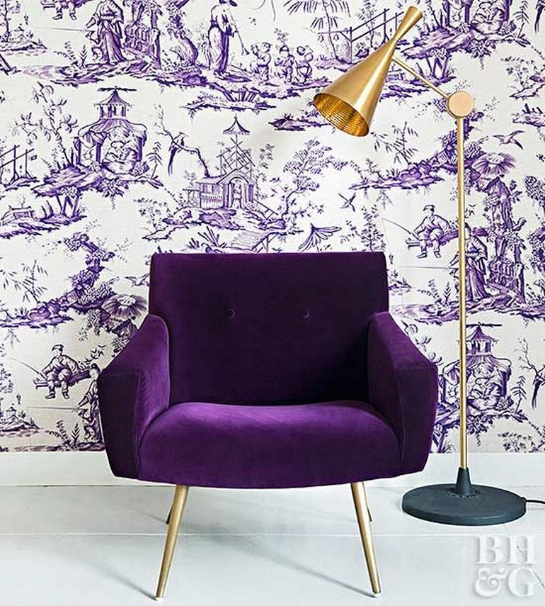 Incredible Modern Chairs With Ultra Violet trends (Pantone Color of the Year) ultra violet trends Incredible Modern Chairs With Ultra Violet trends 50246855b87b9eba3e44f742d31ba1ac