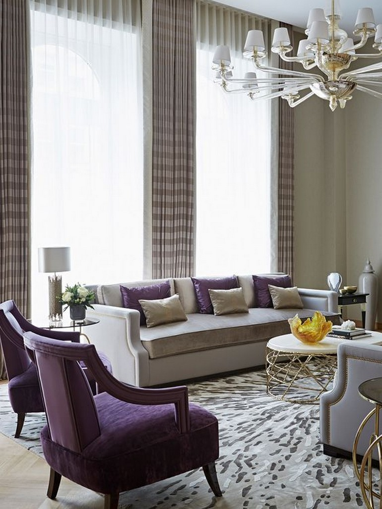 Incredible Modern Chairs With Ultra Violet trends (Pantone Color of the Year) ultra violet trends Incredible Modern Chairs With Ultra Violet trends 856f429425337f854b4f32332c9256d1