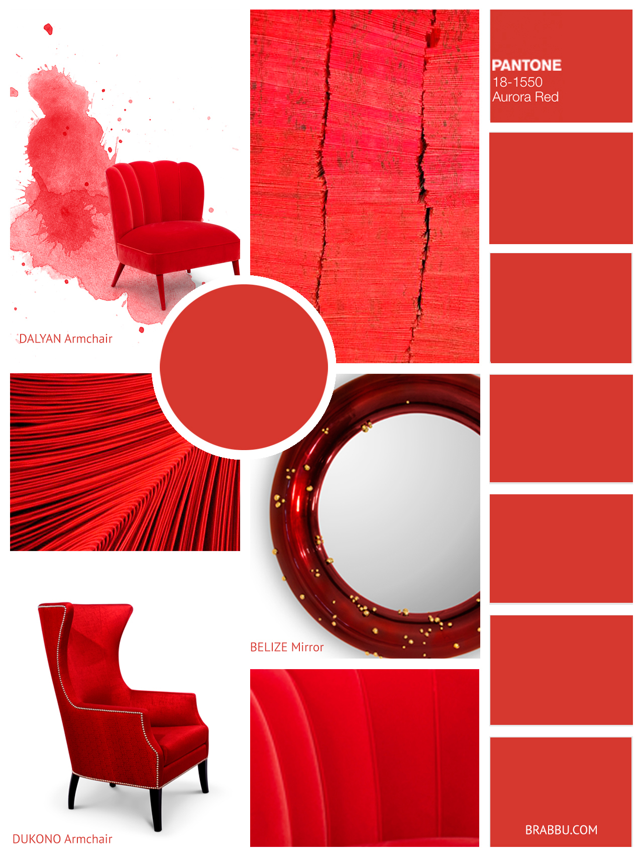 10 Amazing Colorful Chairs for A Chic Home 10 Amazing Colorful Chairs for A Chic Home 10 Amazing Colorful Chairs for A Chic Home moodboard by brabbu 14 HR