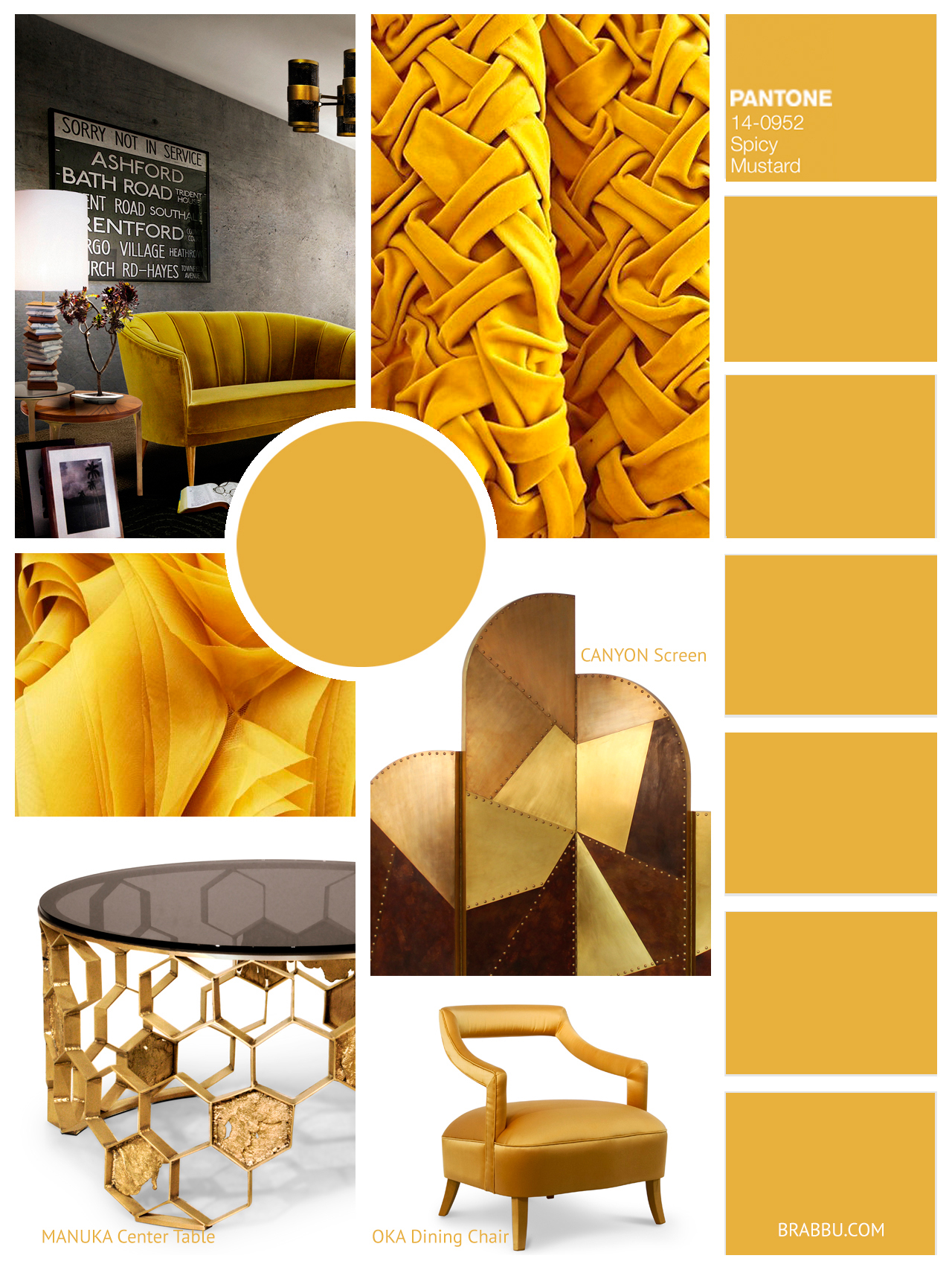 10 Amazing Colorful Chairs for A Chic Home 10 Amazing Colorful Chairs for A Chic Home moodboard by brabbu 16 HR